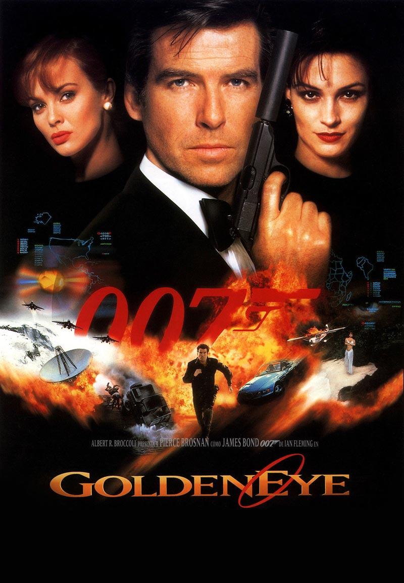 Золотой глаз - GoldenEye (1995)