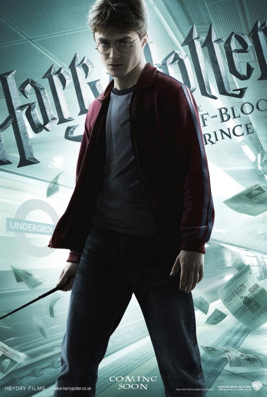 Гарри Поттер и Принц-полукровка - Harry Potter and the Half-Blood Prince (2009)