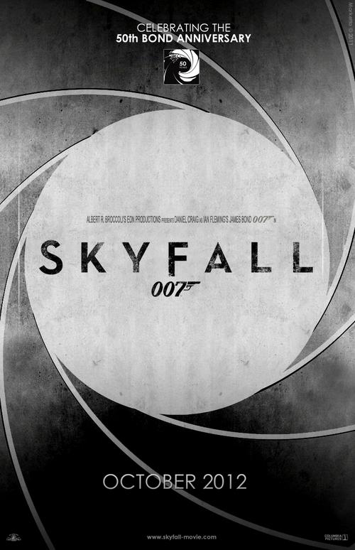 Джеймс Бонд 23 Скайфолл (2012)