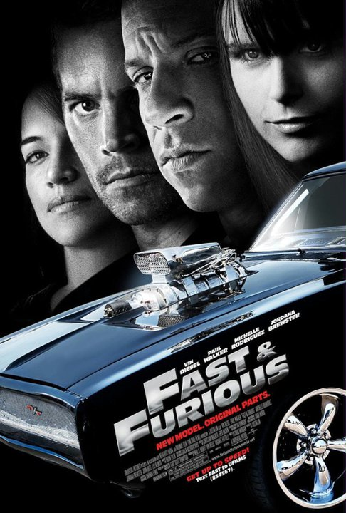 Форсаж 4 / The Fast and Furious (2009)