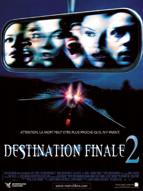Пункт назначения 2 / Final Destination 2 (2003) DVDRip