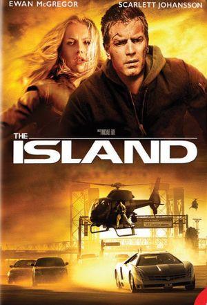 Остров / The Island (2005) HDRip