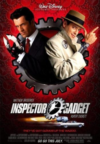 Инспектор Гаджет / Inspector Gadget (1999) HDRip