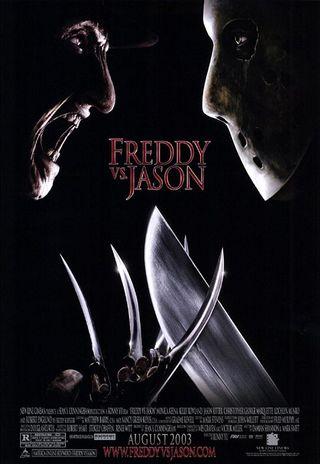 Фредди против Джейсона / Freddy vs. Jason (2003) HD