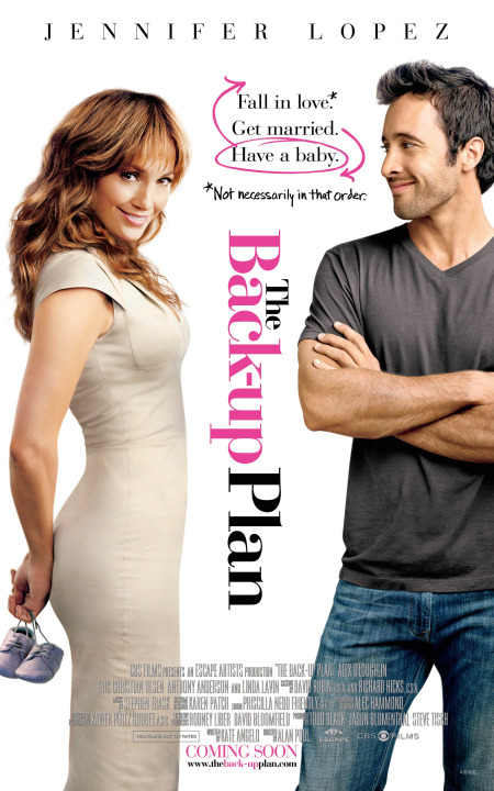 План Б / The Back-up Plan (2010) DVDRip