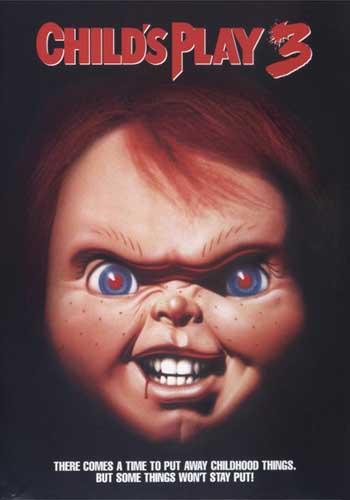 Детские игры 3 / Child's Play 3 (1991) DVDRip