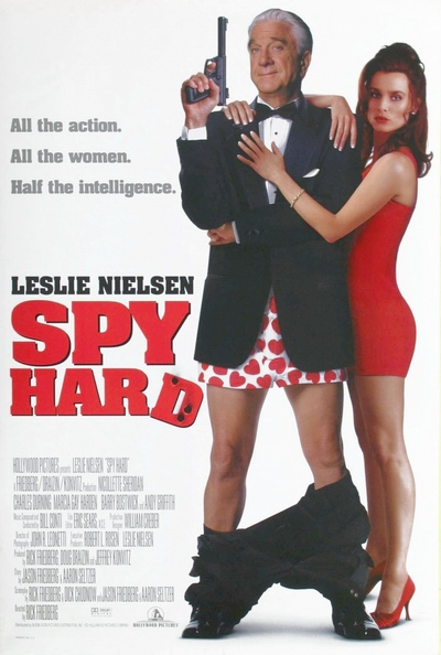 Неистребимый шпион / Spy Hard (1996) HDRip