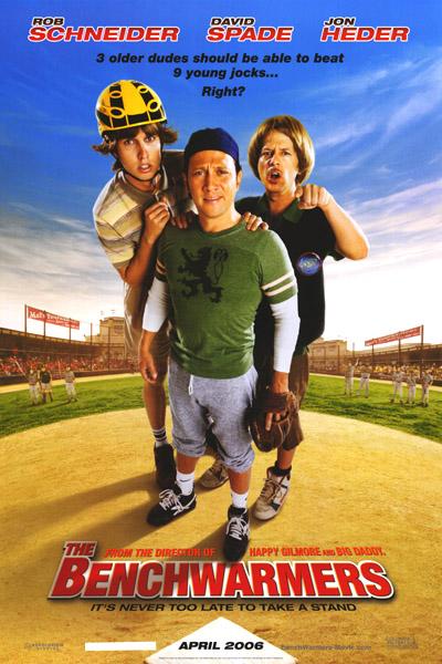 Скамейка запасных / The Benchwarmers (2006) DVDRip